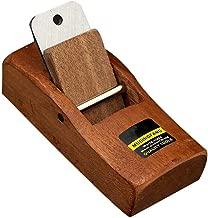 ESjasnyfall 108MM Hogar y jard/ín Mini plano de carpinter/ía Cepillo de mano de madera Herramienta de bricolaje Carpintero Woodcraft Cepillado de mano de madera