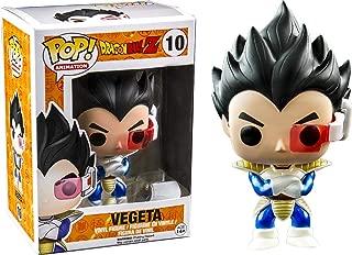 Funko Pop Dragon Ball Z: Metallic Vegeta Collectible Figure, Multicolor