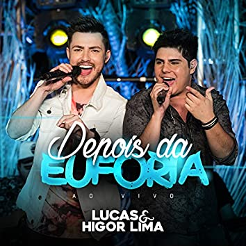Depois da Euforia (Ao Vivo) - Single