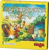 HABA 302388 - Trotte Quenotte - Un jeu de société coopératif pour aider les enfants à apprendre à résoudre des problèmes et à établir des priorités pour les 5 ans et plus