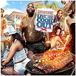 DJ Ty Boogie Live From The Cookout Hip Hop R&B Non Stop Party BBQ Mixtape Mix CD