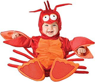 Baby Costume Lobster 3-24M Baby Cosplay