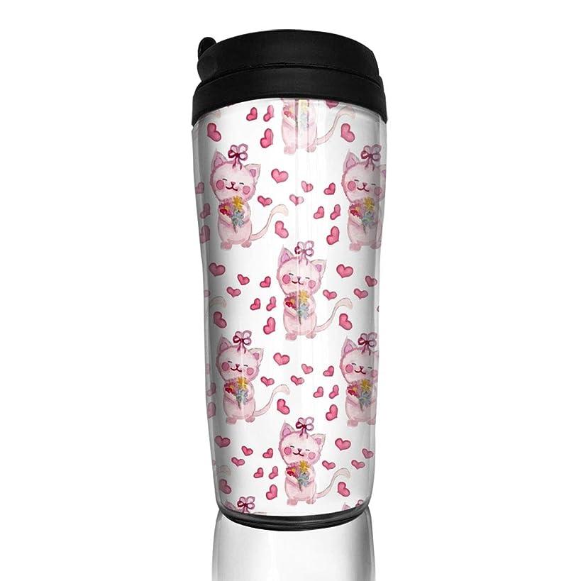 ラリー馬鹿げた優雅なErmiCo マイカップ マイボトル タンブラー フタ付タンブラー フタ付 ウォーターボトル 水筒 カフェタンブラー 350ml プレゼント 食器 オリジナル