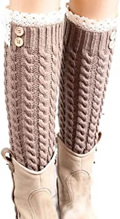 quilted leg warmers