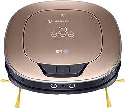 LG VR9627PG Aspiradora Robot, Dorado, 34 x 34 cm