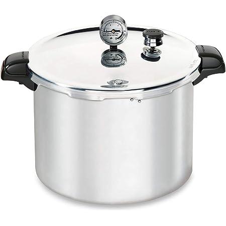 Presto 16-Quart Aluminum Pressure Cooker Canner