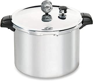 PRESTO 01755 16 Quart Aluminum Pressure Canner Cooker