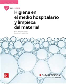 LA+SB Higiene del medio hospitalario. Libro alumno +