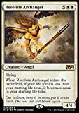 Magic The Gathering - Resolute Archangel (028/269) - Magic 2015