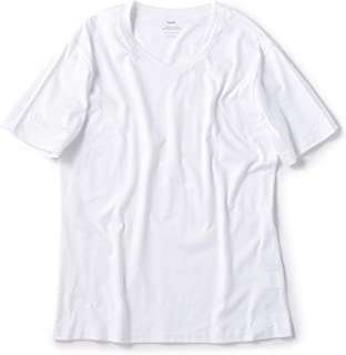 [シップス] Tシャツ アメリカンシーアイランドコットン Vネック Tシャツ メンズ 112100100
