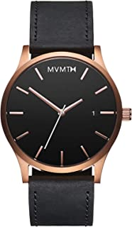 Classic Watches | 45 MM Men's Analog Minimalist Watch