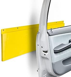DD-BOMG Protection de bord de porti/ère de voiture en caoutchouc avec clips en caoutchouc anti-collision