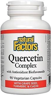 Natural Factors Quercetin Bioflavonoid Complex, 90 vegetarian caps