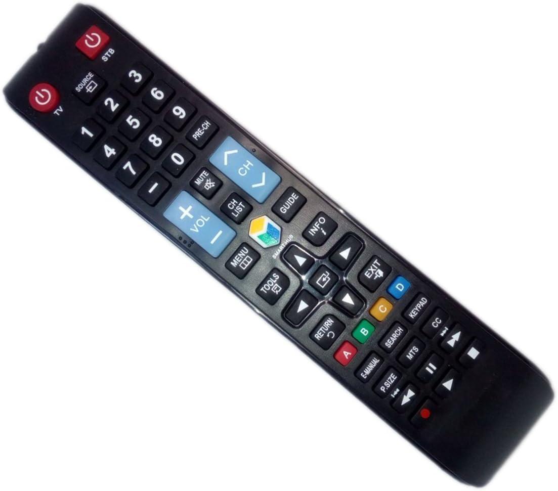 Audio & Video Accessories UN46F5000AF OEM Samsung Remote Control ...