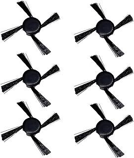 Want Want Lin Zijborstels voor Neato Botvac D-serie D3 D4 D5 D6 D7 D70E D75 D80 D85 Robot stofzuiger onderdelen (Color : B...