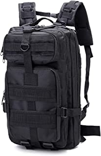 SZYT Military Tactical Backpack Daypack Bag for Hiking Camping Outdoor Sport