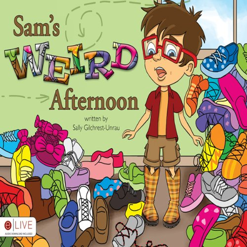 Sam's Weird Afternoon copertina