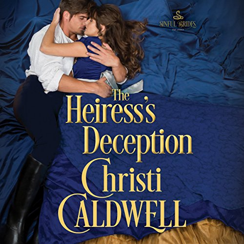 The Heiress's Deception audiobook cover art