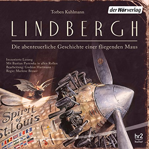 Lindbergh  By  cover art
