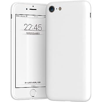 MYNUS iPhone 8 CASE for iPhone SE/8/7 (マットホワイト)
