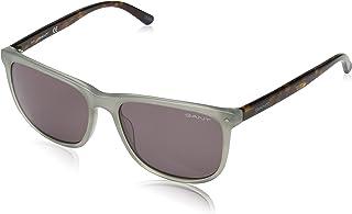 Gant - Sonnenbrille Ga7093 5720A Gafas de sol, Gris (Grau), 57.0 para Hombre