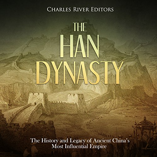 The Han Dynasty audiobook cover art