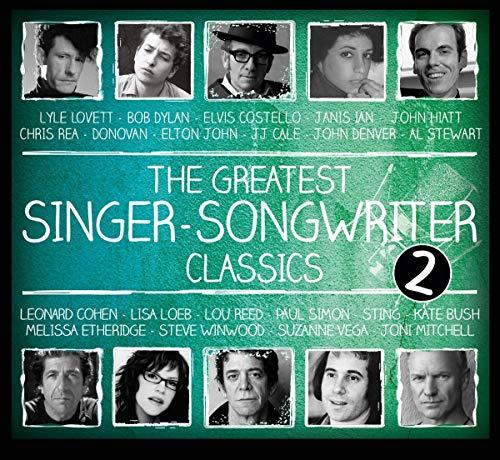 Various - The Greatest Singer-Songwriter