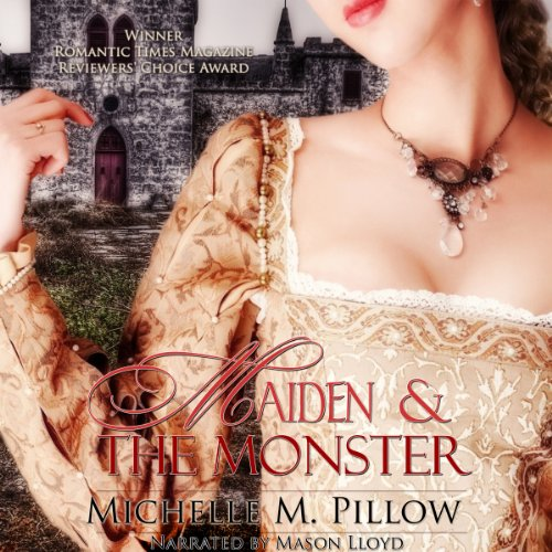 Maiden and the Monster cover art