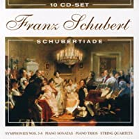 Franz Schubert - Schubertiade by Artur Schnabel