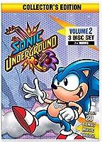 Sonic Underground: Volume 2 [DVD] [Import]