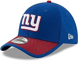 New Era Men's New York Giants 2017 Official NFL Sideline 3930 Cap