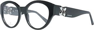 Swarovski Women's Brillengestelle SK5227 001 50 Optical Frames, Black (Schwarz), 50.0