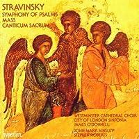 Symphony of Psalms / Mass by I. Stravinsky