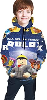 The Ultimate Robllox Guide Children's Hoodies 3D Print Unisex Pullover Hooded Sweatshirts for Boys/Girls/Teen/Kid's