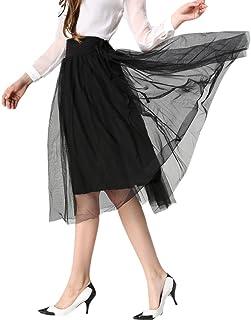 504fbc01e2b Amazon.com  Urban CoCo - Skirts   Clothing  Clothing