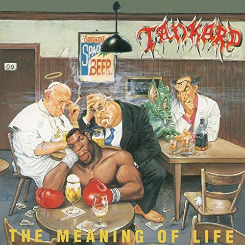 Tankard: The Meaning of Life (Remastered) [Vinyl LP] (Vinyl (Remastered))