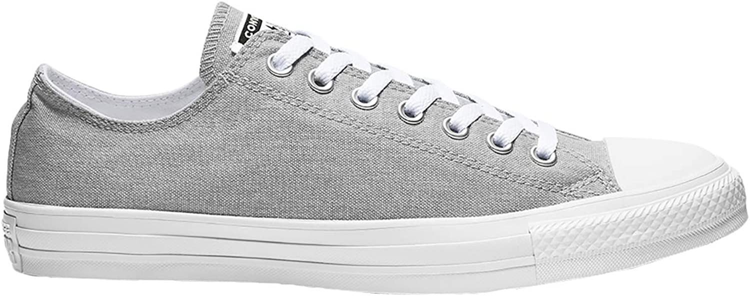 Converse Womens Unisex Chuck Taylor All Star Washed Low Top Sneaker Sneaker