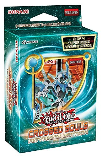 Yu-Gi-Oh! - Crossed Souls SE Advanced Edition Mini Booster Box - 3 booster packs + 2 holos!!