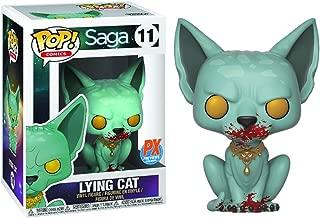 POP Figure Saga Lying Cat Bloody Exclusive