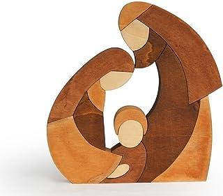 Presepe in legno