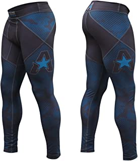 Anthem Athletics - 10+ Styles - HELO-X Grappling Spats Compression Pants Tights - BJJ, MMA, Muay Thai