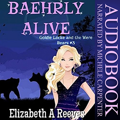 Baehrly Alive audiobook cover art