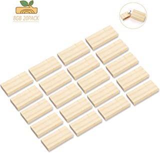 Wood USB Flash Drive 2GB 8GB 10 Pack Wooden USB Stick Memory Stick Thumb Drive Pendrive Gig Stick Creative Gift for Office Supplies Photography Studio Maple(20) 8GB