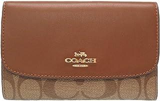 (コーチ)COACH F32485 三つ折り財布 レザー レディース 0054 中古