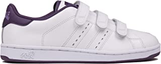 Womens Leyton Trainers Sport Shoes Leather Upper