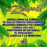 Arrolando La Cumbia / El Gallo Tuerto / Rosa Maria / Maquilandera / Tio Caimán / Cumbia Del Sol / Santander de Batunga / El Pescador / El Caballo Y La Montura