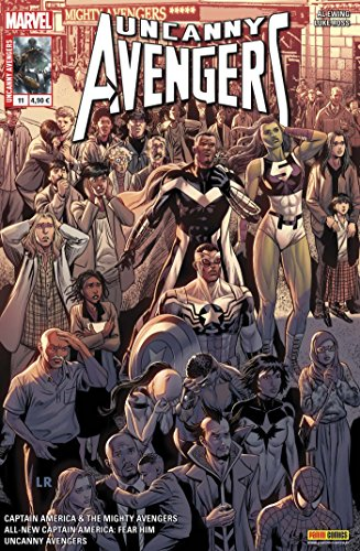 Uncanny Avengers, Tome 11 :