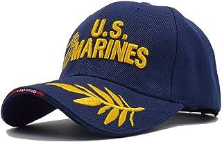 51c5225e9bac2 VIIMON 2019 Tactique Hip Hop Marines Casquette De Baseball Hommes US Army  Chapeau Snapback Caps Réglable