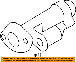 Ford BL3Z-5A212-R, Exhaust Pipe