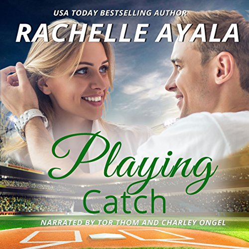 Playing Catch audiobook cover art